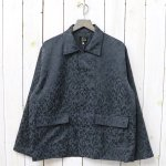 Needles『Bush Jacket-C/N Leopard Jacquard』