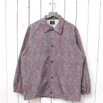 Needles『Coach Jacket-Poly Taffeta』(Paisley)