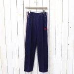 Needles『Track Pant-Poly Smooth』(Eggplant)