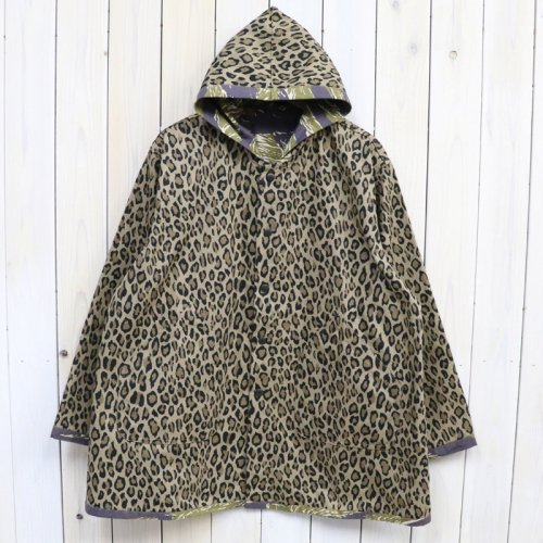 Needles『Reversible Bush Parka-Cotton Herringbone/Print』