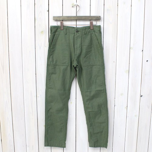 orSlow『SLIM FIT FATIGUE』(GREEN)