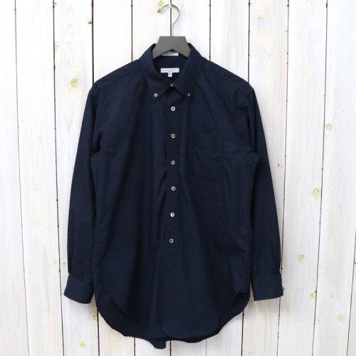 『19th BD Shirt-Superfine Poplin』(Dk.Navy)