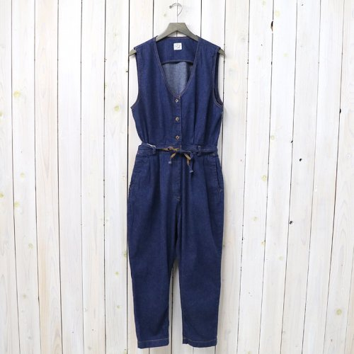 orSlow『DENIM JUMP SUITS』(ONE WASH)