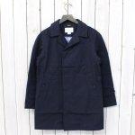 nanamica『GORE-TEX® Soutien Coller Coat-Cotton GORE』(Dark Navy)