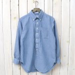 ENGINEERED GARMENTS『19th BD Shirt-CL Chambray』