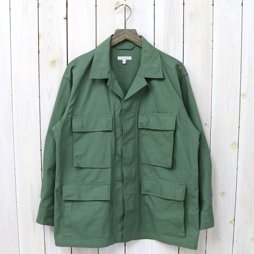 『BDU Jacket-Cotton Ripstop』