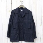 ENGINEERED GARMENTS『BDU Jacket-Nylon Micro Ripstop』(Dk.Navy)