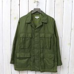 ENGINEERED GARMENTS『BDU Jacket-Nylon Micro Ripstop』(Olive)