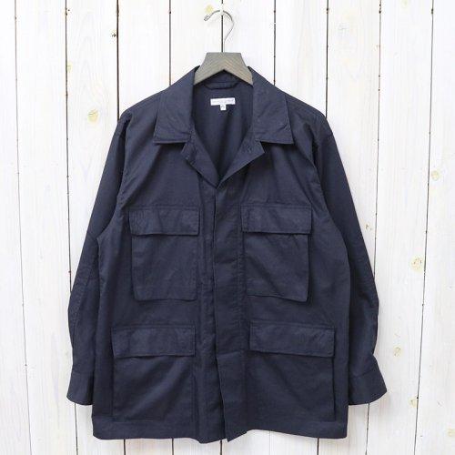 『BDU Jacket-High Count Twill』(Dk.Navy)