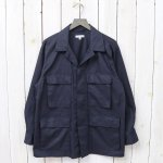 ENGINEERED GARMENTS『BDU Jacket-High Count Twill』(Dk.Navy)
