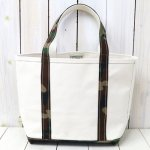 L.L.Bean『Boat & Tote Bag-Open Top(Medium)』(Green Camouflage)