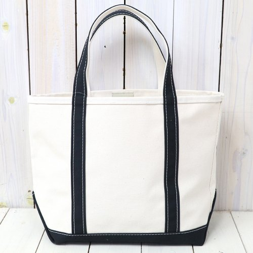 『Boat & Tote Bag-Open Top(Medium)』(Black)