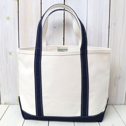 L.L.Bean『Boat & Tote Bag-Open Top(Medium)』(Blue)