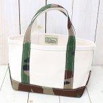 L.L.Bean『Boat & Tote Bag-Mini』(Green Camouflage)