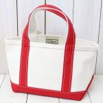 L.L.Bean『Boat & Tote Bag-Mini』(Red)
