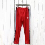 Needles『Narrow Track Pant-Poly Smooth』(Red)