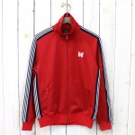 Needles『Track Jacket-Poly Smooth』(Red)
