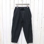 THE NORTH FACE PURPLE LABEL『Ripstop Shirred Waist Pants』(Black)