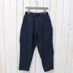 THE NORTH FACE PURPLE LABEL『Ripstop Shirred Waist Pants』(Navy)
