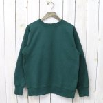 THE NORTH FACE PURPLE LABEL『10oz Mountain Crew Neck Sweat』(Green)