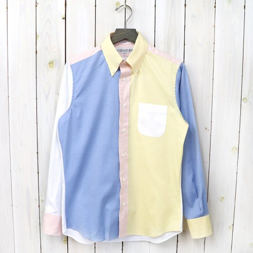 【SALE特価50%off】INDIVIDUALIZED SHIRTS『ENGNEERED TYPE3』