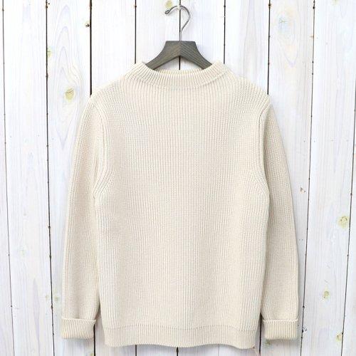 ANDERSEN-ANDERSEN『COTTON CREW』(Raw Cotton)