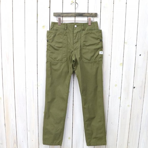 『FALL LEAF SPRAYER PANTS(WEATHER)』(OLIVE)