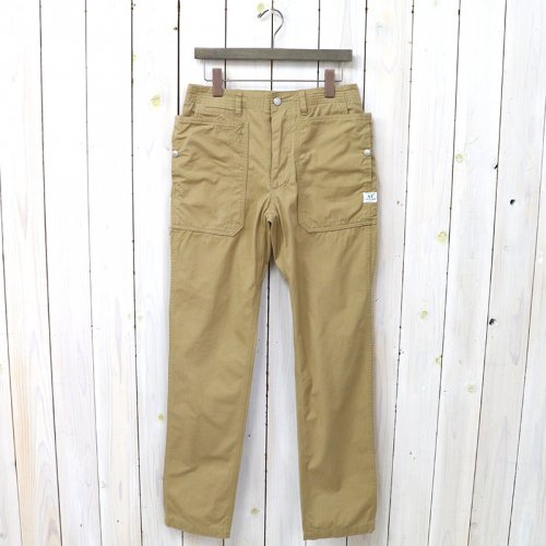 『FALL LEAF SPRAYER PANTS(WEATHER)』(BEIGE)
