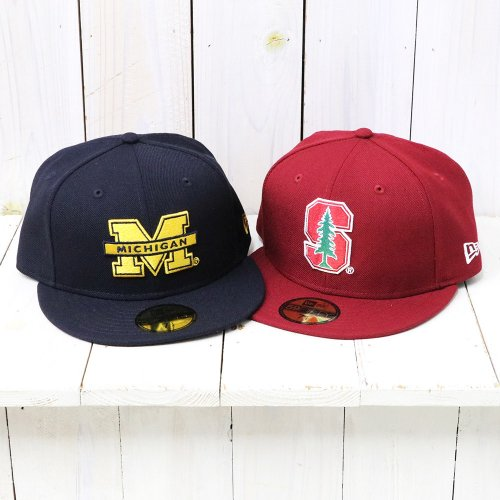【SALE特価30%off】New Era『59FIFTY College Collection』