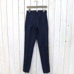 ANATOMICA『TRIM FIT PANTS』(NAVY)