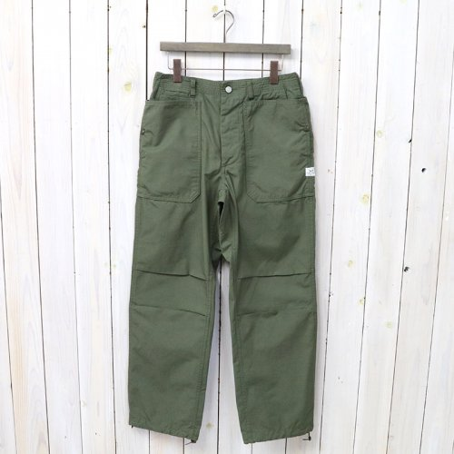 『FALL LEAF SUNSHINE PANTS(RIPSTOP)』(OLIVE)