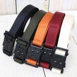 hobo『Nylon Tape Belt with Utility Buckle』