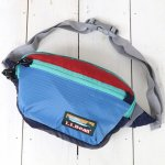 L.L.Bean『Stowaway Hip Pack Multi』(Lava/Gulf Blue)