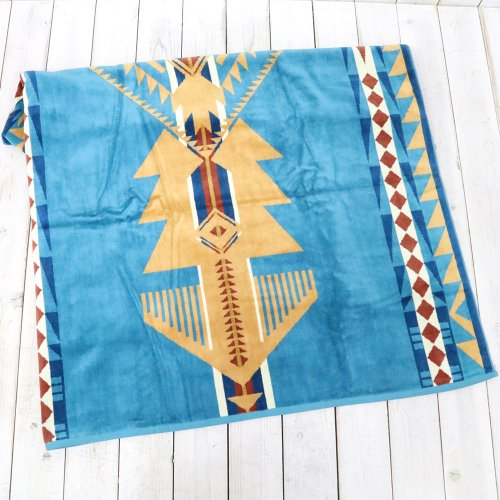 PENDLETON『JACQUARD TOWEL OVER SIZE』(Eagle Gift)