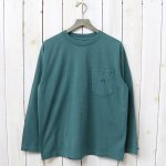 THE NORTH FACE PURPLE LABEL『7oz L/S Pocket Tee』(Green)