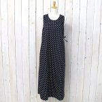 ENGINEERED GARMENTS『Sun Dress-Big Polka Dot Broadcloth』