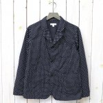 ENGINEERED GARMENTS『Loiter Jakcet-Small Polka Dot Broadcloth』