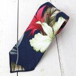 ENGINEERED GARMENTS『Neck Tie-Hawaiian Floral Java Cloth』