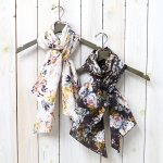 ENGINEERED GARMENTS『Long Scarf-Botany Printed Lawn』