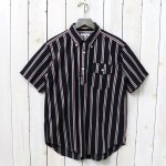 ENGINEERED GARMENTS『Pop Over BD Shirt-Regimental St.』(Navy/Red/White)