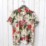ENGINEERED GARMENTS『Camp Shirt-Hawaiian Rayon Floral』