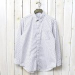 ENGINEERED GARMENTS『Short Collar Shirt-Seahorse Print』