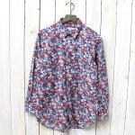 ENGINEERED GARMENTS『Short Collar Shirt-Floral Lawn』