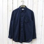 ENGINEERED GARMENTS『Short Collar Shirt-Tone&Tone Dobby St.』(Dk.Navy)