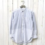 ENGINEERED GARMENTS『19th BD Shirt-Check/St.Seersucker』