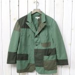 ENGINEERED GARMENTS『Bedford Jacket-Cotton Ripstop』