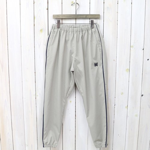 【会員様限定SALE】Needles『Side Line Seam Pocket Easy Pant-Poly Dry Twill』(Grey)