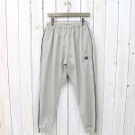 Needles『Side Line Seam Pocket Easy Pant-Poly Dry Twill』(Grey)