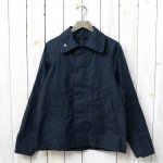ENGINEERED GARMENTS×Barbour『Unlined Graham Jacket』(Navy)