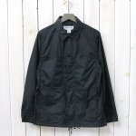 SASSAFRAS『LEAF PRUNER JACKET(NYLON TAFFETA)』(BLACK)